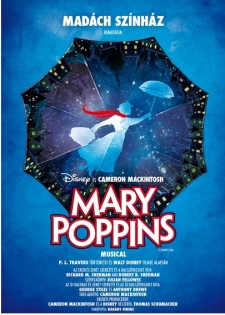 Mary Poppins musical jegyek